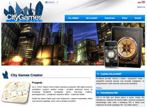 City Games Creator