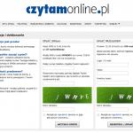 czytamonline.pl cennik