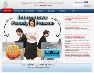Internetowe Porady Prawne