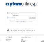 czytamonline.pl strona główna